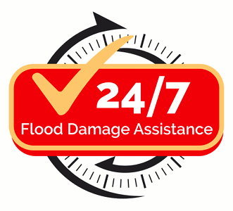 247 flood damage assistance